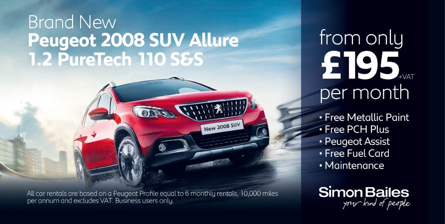 Peugeot 2008 SUV Business