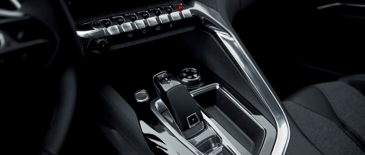 Peugeot 3008 SUV - Piano Keys