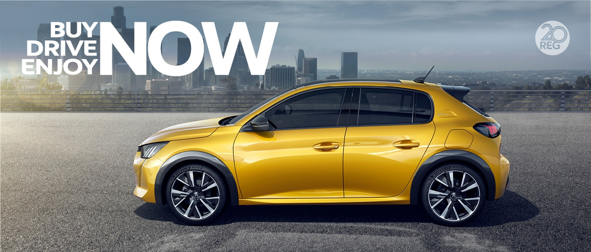 All-New Peugeot 208 - Buy Drive Enjoy Now
