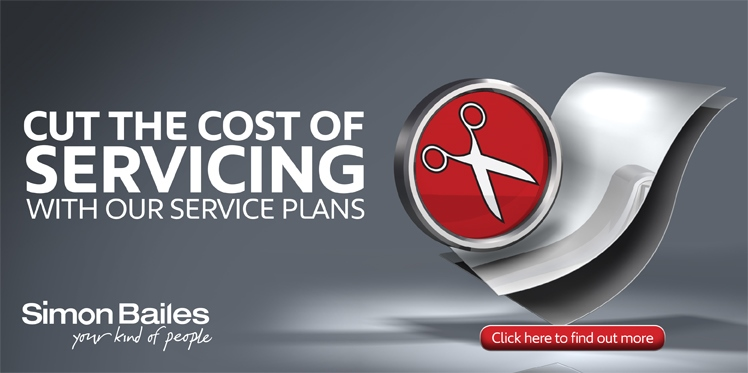 Cut the cost of Servicing with our service plans