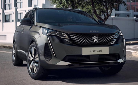 New Peugeot 3008 SUV - Just Add Fuel (JAF)