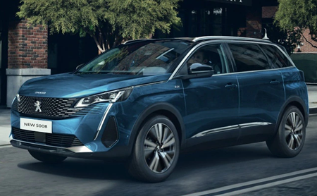 New Peugeot 5008 SUV - Just Add Fuel (JAF)