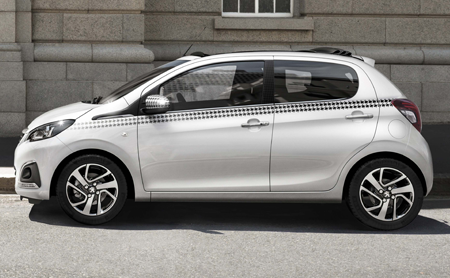 Peugeot 108 - Just Add Fuel