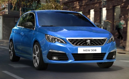 Peugeot 308 - Just Add Fuel