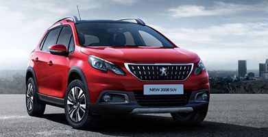 New Peugeot Cars North East Simon Bailes