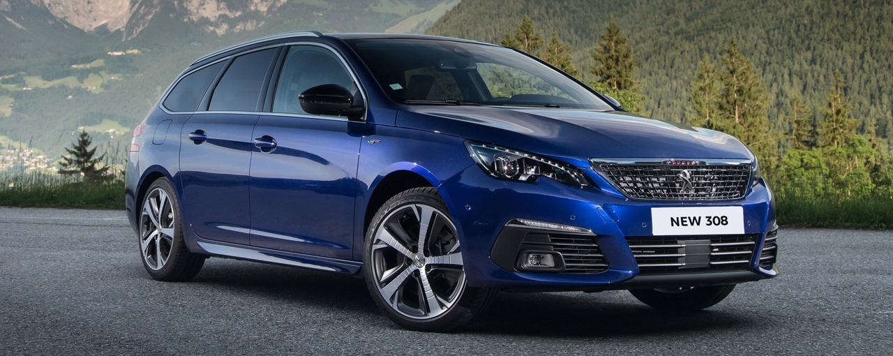 New Peugeot 308 Sw North East Simon Bailes