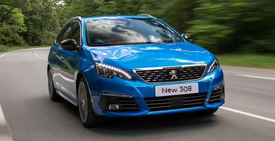 Peugeot 308 - NHS Teachers