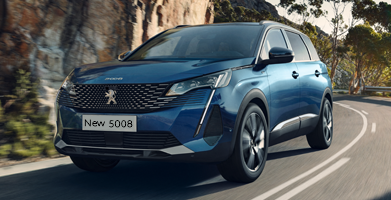 Peugeot 5008 SUV - NHS Teachers