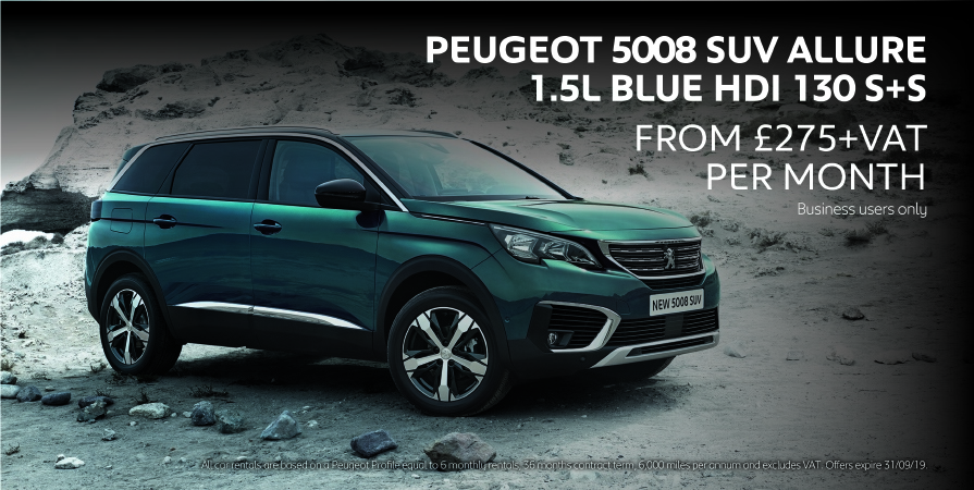 Peugeot 5008 SUV Business