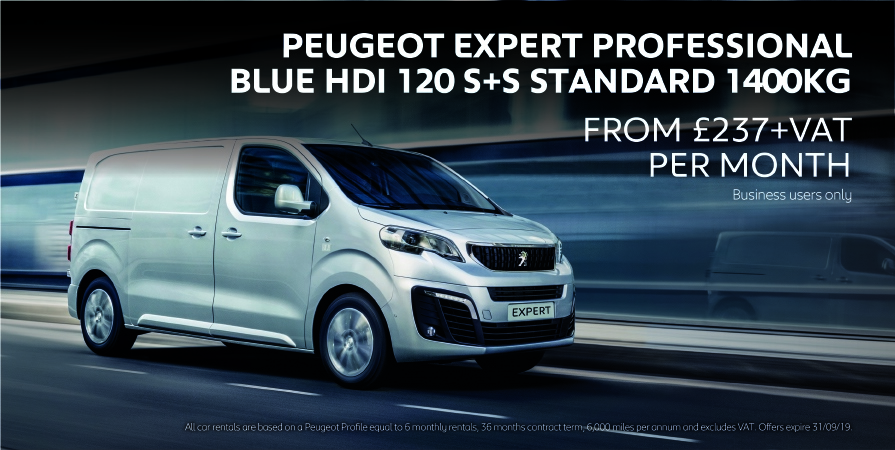 Peugeot Expert Van Business